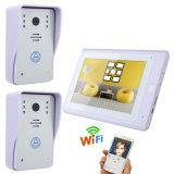 Promotion WiFi Indoor Monitor 6 Wire Villa Video Doorbell Intercom System BMS705waw21