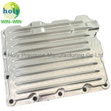 Aluminum CNC Gearbox Cover with Clean/Anodized CNC Machining