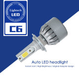 LED/HID Headlight Super Bright 4800lm Auto LED Light