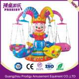 6 Seats Rotary Flying Chair Kiddie Ride Game Machine for Fun