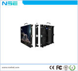Front Service Outdoor LED HD Display with Die-Casting Cabinet