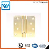 Door Hardware Heavy Duty Quality Brass Hinge, Spring Door Hinge 4 Inch 2.5mm Spring Hinge