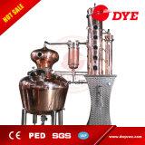 500L German Design Whisky Distilling Equipment Copper Pot Still Equipment