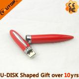 Elegant Gift Copper Ballpoint Pen USB Stick (YT-7109)