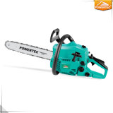 Powertec 38cc 1.2kw Gasoline Green Cut Chainsaw