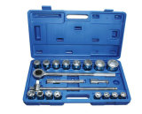 "21PCS 3/4"" 20mm Series Type 2 Hand Tool Socket Wrench Set"