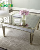 Living Room Furniture Modern Mirrored Coffee Table