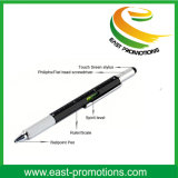 4 in 1aluminum Multifunctional Tool Pen with Level and Screwdriver Pen