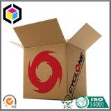 Heavy Duty Double Wall Flexo Print Corrugated Cardboard Moving Box