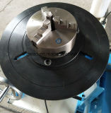 Light Welding Positioner HD-50 with Machine Tool Chuck 125 for Pipe Welding