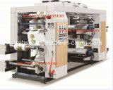 4 Colors Non Woven Fabric Flexographic Printing Machine (YT-41200)
