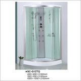 Glass Sliding Door Shower House