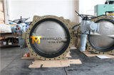 Electric Actuator Flanged Butterfly Valve (D941X-10/16)