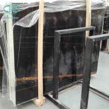 Laurent Black Gold Marble Tile for Walling/Flooring