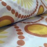 100%Polyester 38GSM Microfiber Printed Pongee for Bedding Set