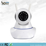 1.0MP Hot Design Infrared Two WiFi Cables Smart Toy Dog Baby Monitor IP Security Camera