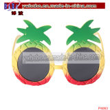 Party Sunglass Hwaiian Plastic Sunglasses Party Supplies (P4063)