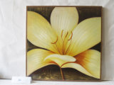 Beautiful Egg Floral Decorative Canvas Hanging Painting