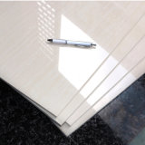 600X600mm Soluble Salt Super Glossy Polished Porcelain Floor Tiles