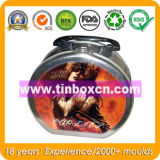 Metal Lunch Box with Handle, Lunch Tin Box, Gift Box