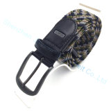 High Quality Multicolor Braided Stretch Belt Wholesale