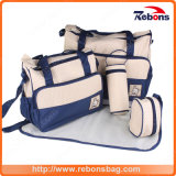Fashion Deisgn Durable High-Capacity Portable Mummy Bag Convertible Diaper Bag