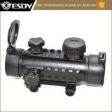 Tactical 1X30 Red and Green DOT Sight Rifle Scope