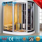 Sanitary Ware Highly Practical Bathroom Dry/Wet Steam Sauna Room (BZ-5032)