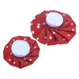 2 in 1 Useful Best Price New Fashion Fabric Ice Bag for Cold and Hot Water