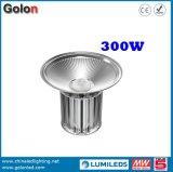 Hook Mount 800W 1000W Metal Halide Replacment 5 Years Warranty 110lm/W 300 Watts LED High Bay Light