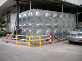 50t Stainless Steel Water Tank