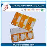 Custom PVC Barcode Card/ Barcode Membership Card / Qr Code Card
