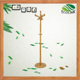 Bamboo Clothes Coat Hanger Rack for Sale
