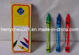 4pk Triangle Shape Mini Crayon