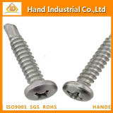 Stainless Steel Phillips Pan Head Self Drilling Screw