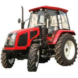 ISO CCC CE Approved 95HP 4WD Farm Tractor with Cabin