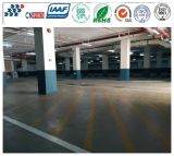 Cushion Nonslip Polyurea Coating for Garage Flooring and Parking Lot