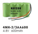 Naccon Ni-MH Rechargeable Battery Pack