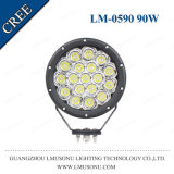 7 Inch CREE LED Car LED Auxiliary Work Light 90W