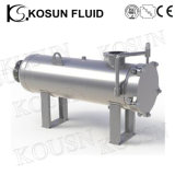 Stainless Steel Pressure Mahle High Flow Filter Housing