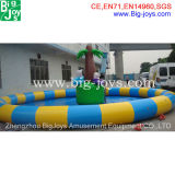 Largest Inflatable Pool Palm Tree Inflatable Pool (BJ-P09)