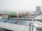 Stainless Steel SUS304 Low Pressure Vacuum Tube Solar Water Heater