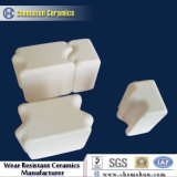 Chemshem Alumina Ceramic Block as Abrasion Resistant Materials Supplier Offer