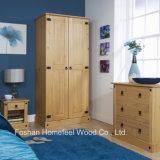 Wonderful Wooden Wardrobe Bedroom Furniture Set (BD14)