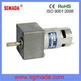 Gear Brush Open Type Motor with Ce