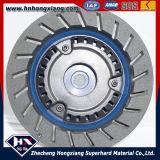 High Quality Resin Silent Beveling Diamond Wheel for Glass Grinding