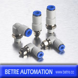 SMC Type Pneumatic Fitting/Air Fitting Kq2 Series (KJ/KQ2H/KQ2L/KQ2U/KQ2T SERIES)