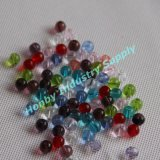 Colourful Brilliant Surface 10mm Round Jewelry Crystal Beads