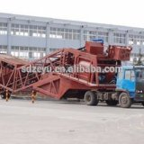 Yhzs50 Easy to Be Moved Concrete Mixing Station
