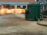The Environmental Sawdust Burner for Boiler